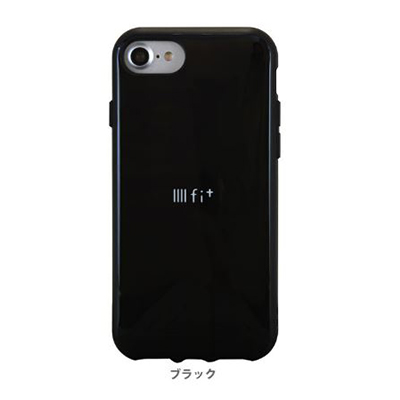 IIIIfi+ for iPhone8/7/6s/6 ブラック