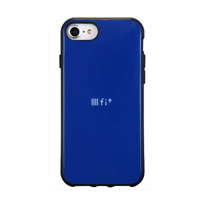 IIIIfi+ for iPhone8/7/6s/6 ダークブルー